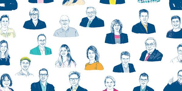 40 Jahre Deutscher Journalistenpreis