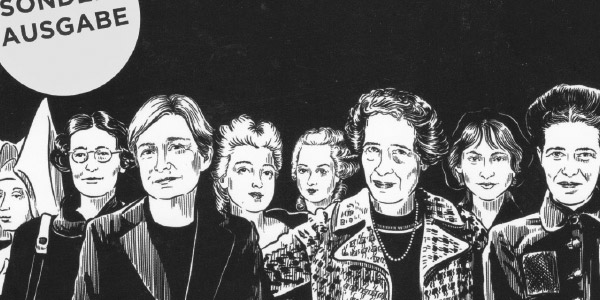 FEMALE PHILOSOPHERS. A different history of thinking